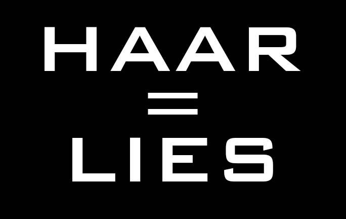 HAAR = LIES